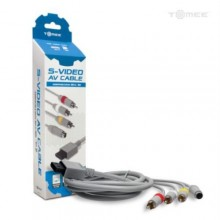 S-Video AV Cable for Wii U/ Wii - Tomee