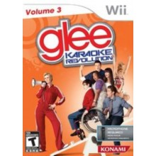 Karaoke Revolution Glee Vol 3