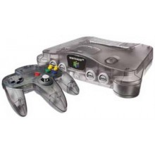 Console Nintendo 64 Smoke
