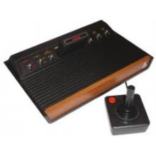 Atari 2600 Woodgrai 6-switch