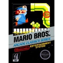 Mario Bros Arcade Classics Series