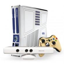 Ensemble XBOX 360 Star Wars 320G