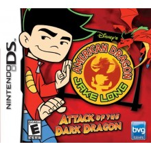 American Dragon Jake Long Attack of the Dragon