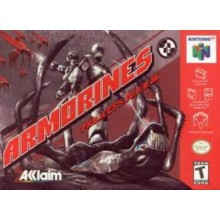 Armorines Project SWARM