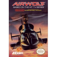 Airwolf Based on the hit TV series