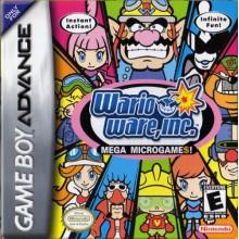 Wario Ware Mega Microgames