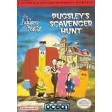 Addams Family Pugsley's Scavenger Hunt