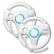 2 Volants Officiel pour Nintendo Wii
