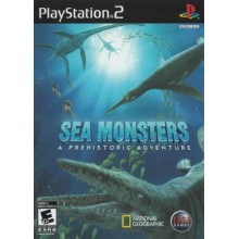 Sea Monsters Prehistoric Adventure