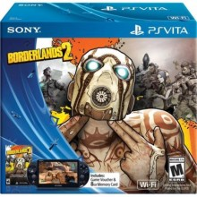 Console PS Vita avec Borderlands 2