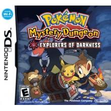 Pokemon Mystery Dungeon Explorers of Darkness