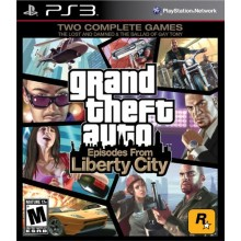 Grand Theft Auto IV & Episode From Liberty City Complete Edition