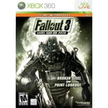 Fallout 3 Add-on Broken Steel and Point Lookout