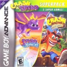 Crash and Spyro Superpack: Season of Ice & Huge Adventure