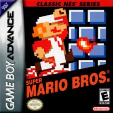 Super Mario Classic NES Series
