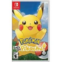 Pokemon Let's Go Pikachu [Poke Ball Plus Bundle]