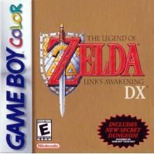 Zelda Link's Awakening DX