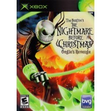 Nightmare Before Christmas Oogies Revenge