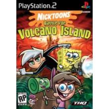 Nicktoons Battle for Volcano Island