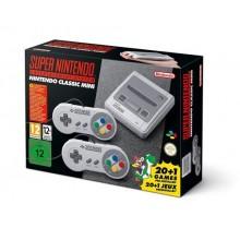 Super Nintendo Classic Mini  20+1 Jeux