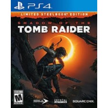 Shadow of the Tomb Raider [Limited Steelbook Edition]