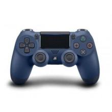 Manette sans fil Dualshock 4 Midnight Blue pour PlayStation 4