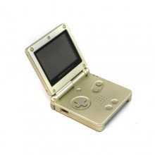 Nintendo Game Boy Advance SP Starlight Gold