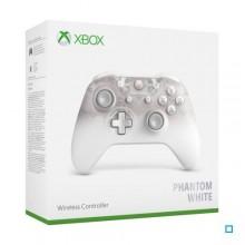 Manette XBOX One sans fil Phantom White