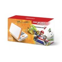 New Nintendo 2DS XL - Orange et Noir