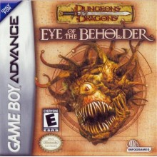 Dungeons & Dragons Eye of the Beholder
