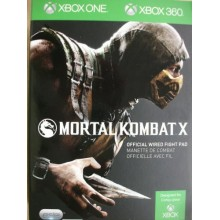 Mortal Kombat Official Wired Fight Pad