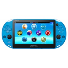 PS Vita PCH-2001 Aqua Blue