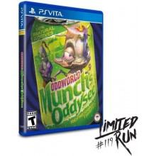 Oddworld Munch's Oddysee Limited Run #119