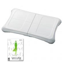 Wii fit (balance + jeu)