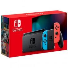 Console Nintendo Switch avec Joy-Con rouge/bleu
