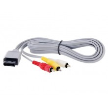 Cable audio video Wii