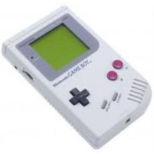 Game Boy Gris