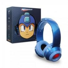 Casque d'écoute Megaman Bleu Limited Edition de Capcom