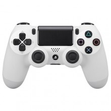 Manette sans fil Dualshock 4 Blanche pour PlayStation 4.jpg