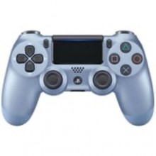 Manette sans fil Dualshock 4 Blue Titane pour PlayStation 4.jpg