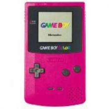 Game Boy Color Berry