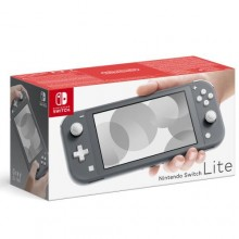 Nintendo Switch Lite - Grise