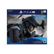 Playstation 4 Pro 1TB Pro Call of Duty: Modern Warfare Bundle