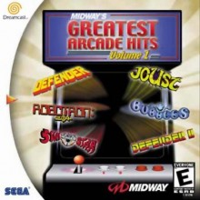 Midway's Greatest Arcade Hits Volume