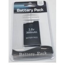 Batterie pour console PSP 1000 (Battery Pack) 3.6 V 3600 mAh
