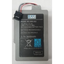 Batterie Rechargeable Model No.ARR-002 pour GamePad WII U (Battery Pack) 3.7 V 3600 mAh