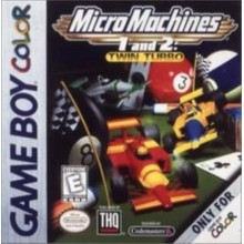 Micro Machines I and 2 Twin Turbo