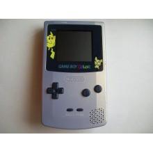 Console Nintendo Gameboy color Pokemon gold/silver