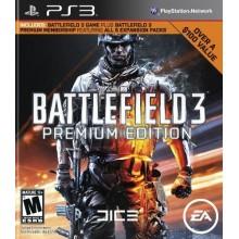 Battlefield 3 Prenium Edition