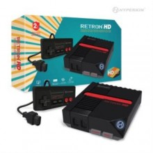 RetroN 1 HD Gaming Console For NES® (Black) - Hyperkin